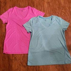 Set of 2 Champion Workout Tops NWOT!